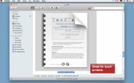 Nuevas imágenes y vídeos de Mac OS X Snow Leopard