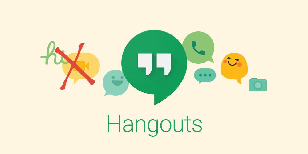 Hangouts reemplaza sus videoconferencias en conjunto por Google® Meet