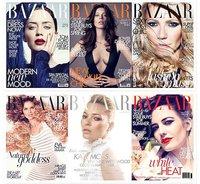 ¿Cuál ha sido la mejor portada de Harper's Bazaar UK del 2011?