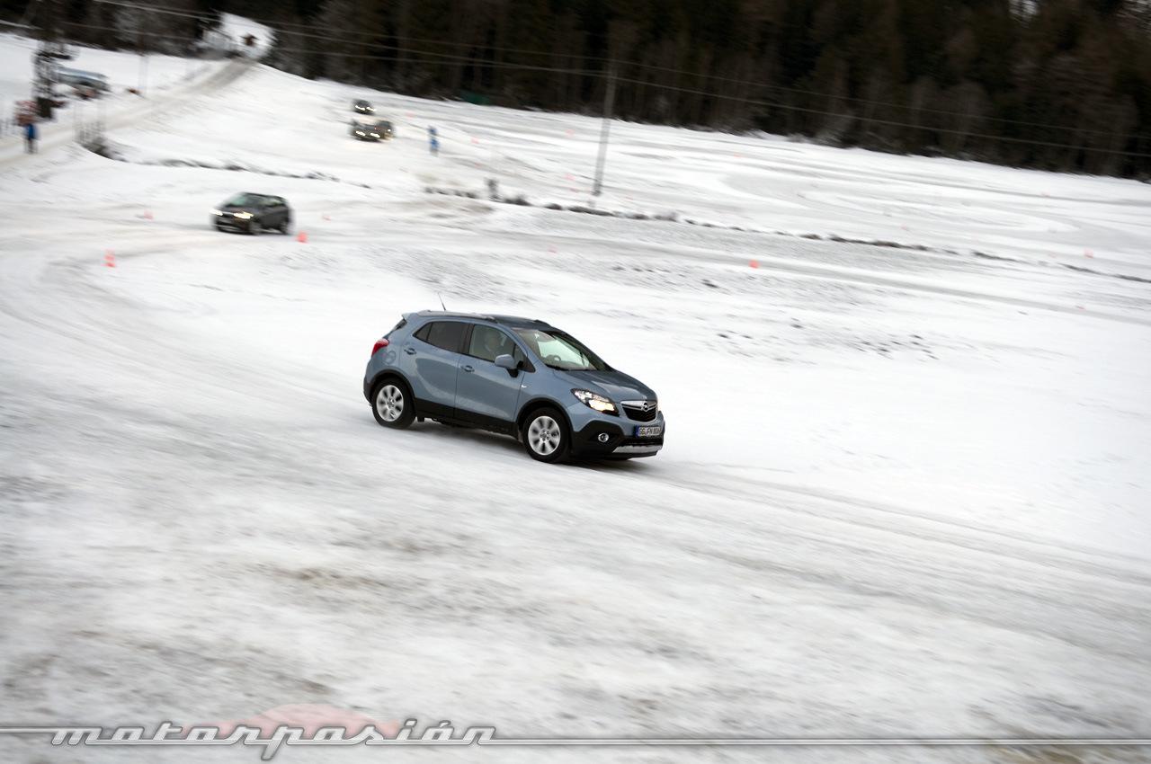 Foto de Opel Winter 4x4 (13/31)