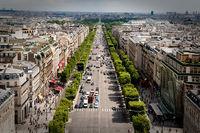 París se mueve. Espectacular vídeo con tecnología Hyperlapse