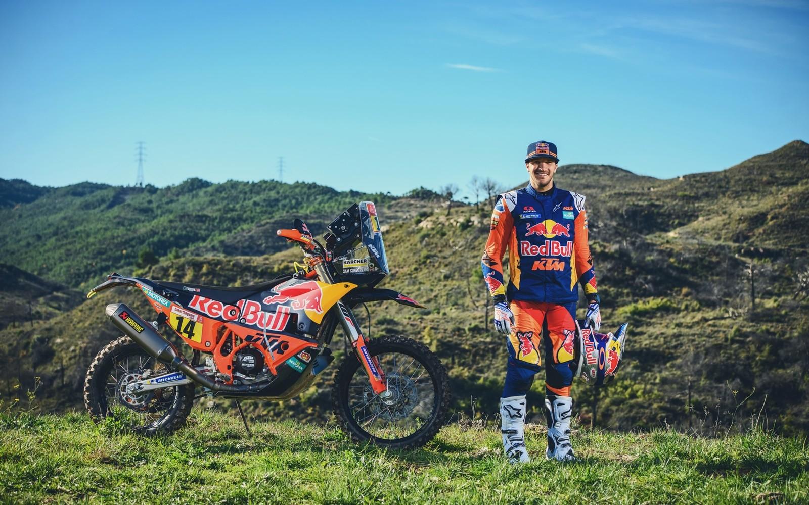 Foto de KTM 450 Rally Dakar 2019 (53/116)