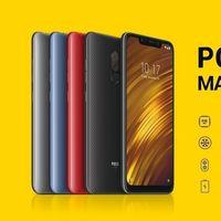 Xiaomi Pocophone F1 de 64GB por 289 euros en las ofertas especiales de PcComponentes