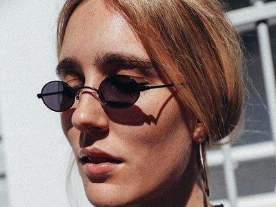Estas gafas de sol son solo aptas para posturear en Instagram (y poco más)
