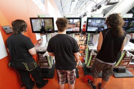 Fin de la Campus Party 2010: imagen de la semana