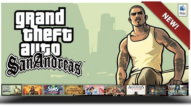 La saga Grand Theft Auto llega a Mac OS X