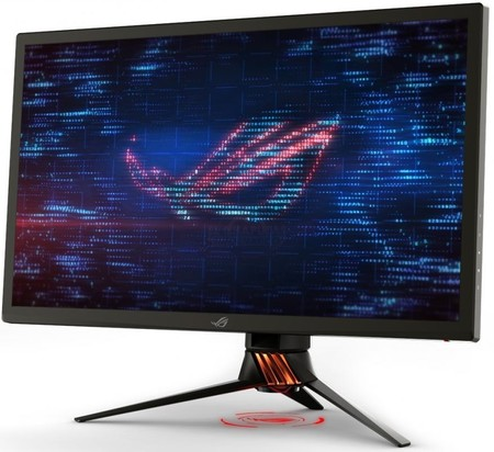 Asus también se atreve con los monitores de altas prestaciones y presenta el Asus Swift PG27UQ