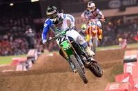 Nueva victoria para Chad Reed en Anaheim, quinta cita del mundial de Supercross