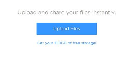 Shared.com ofrece 100GB de espacio gratuito en la nube