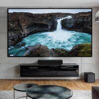 ViewSonic anuncia el X1000: proyector de tiro corto, con barra de sonido integrada y pantalla de hasta 150 pulgadas