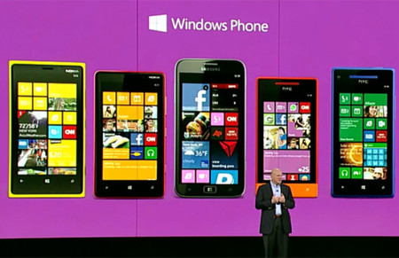 Ballmer y Windows Phone