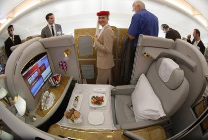 Llega el primer A380 a Nueva York en un vuelo comercial