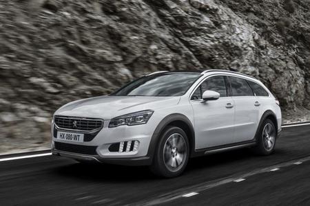 Peugeot 508 2015: ahora, en vídeo