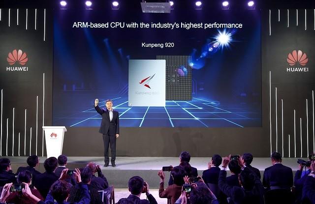 Huawei Kunpeng 920: así es el SoC de 7 nm con el que la marca china pretende batir a los otros chips ARM para servidores