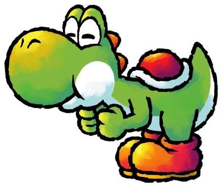 Imagen de la semana: el verdadero nombre de Yoshi