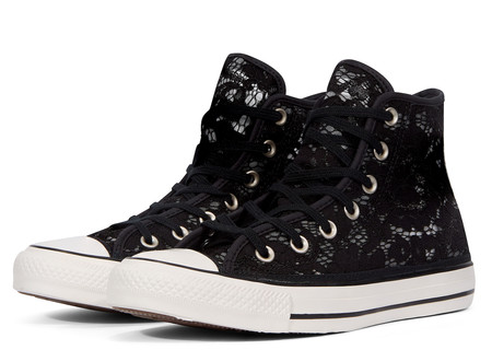 Chuck Taylor All Star Flower Lace