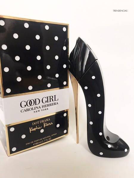 Si quieres sorprender, la nueva edición de Good Girl de Carolina Herrera diseñada por Karlie Kloss es tu mejor opción. La probamos
