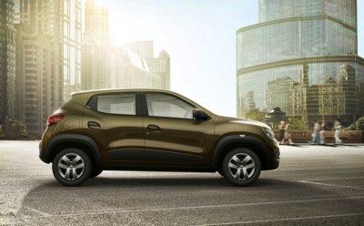 Renault KWID: un SUV-A listo para abordar la India