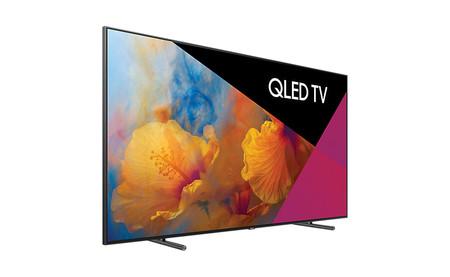 Los televisores QLED Samsung de la gama Q9 ya están aterrizando en Europa con precios no aptos para todos los bolsillos