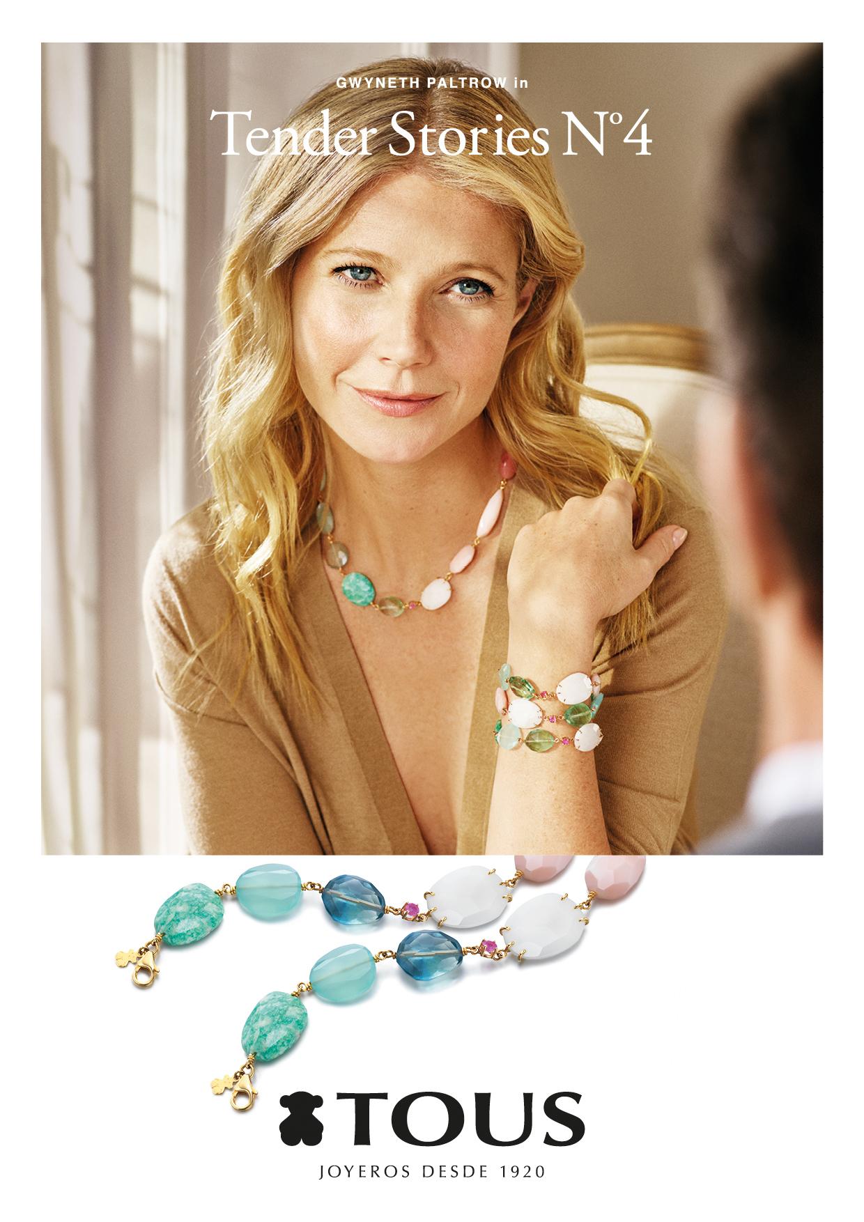 Foto de Ya están aquí las primeras imágenes de Gwyneth Paltrow como flamante imagen de Tous (6/9)