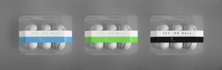 Second Ball de Golf