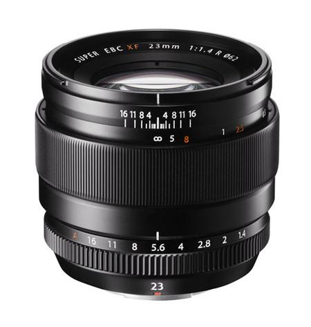 Fujifilm amplía su gama de objetivos con el esperado Fujinon XF 23 mm