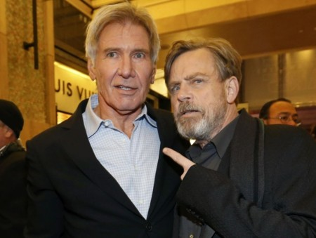 Harrison Ford es el actor más taquillero en la historia de Hollywood