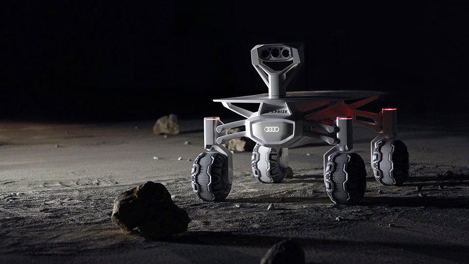 Foto de Audi Lunar Rover (5/5)