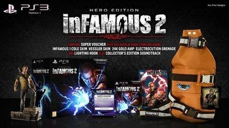 Edición Héroe de inFamous 2