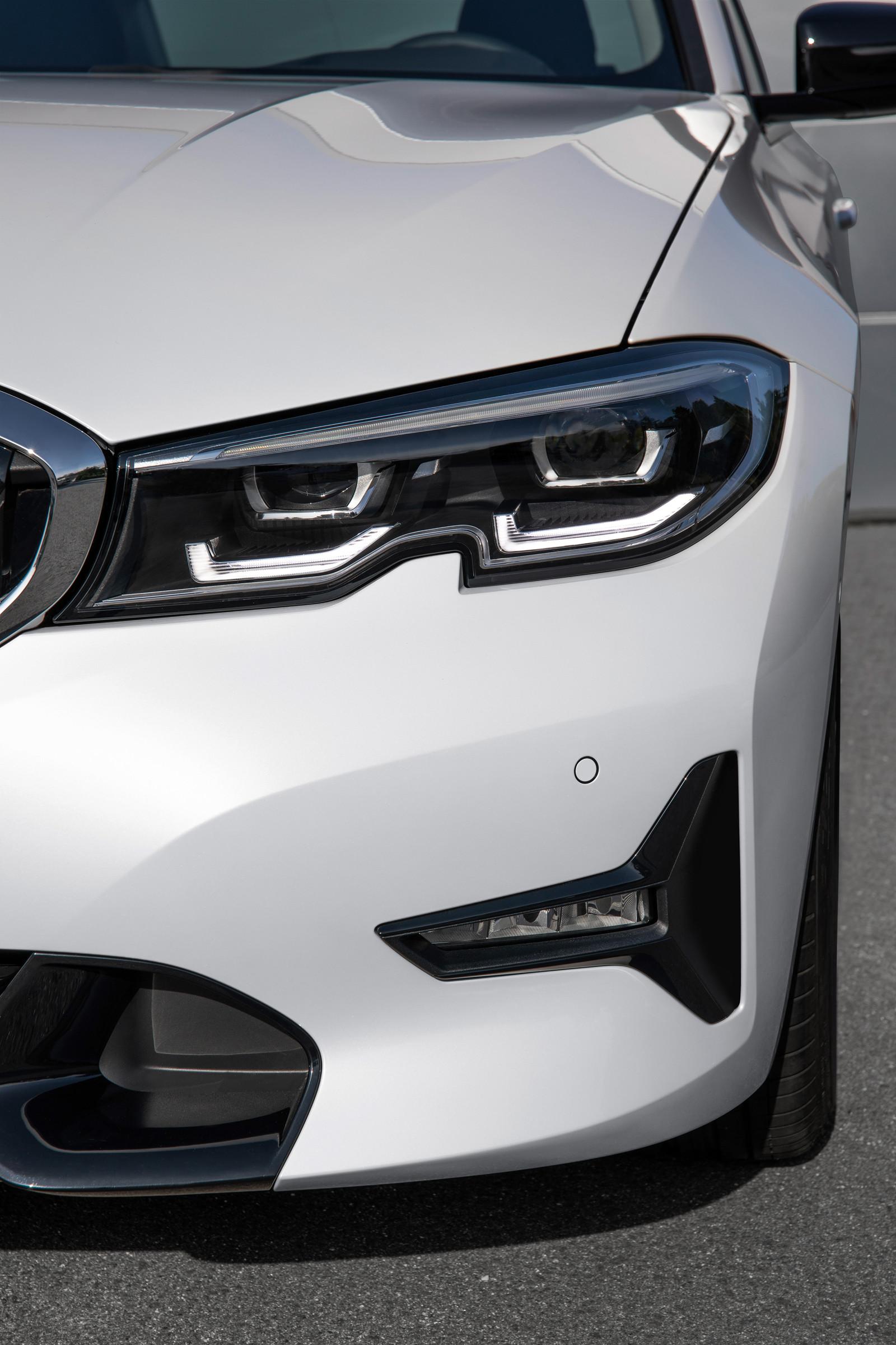 Foto de BMW Serie 3 2019 (70/131)