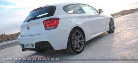 BMW M135i, prueba (conducción y dinámica I)