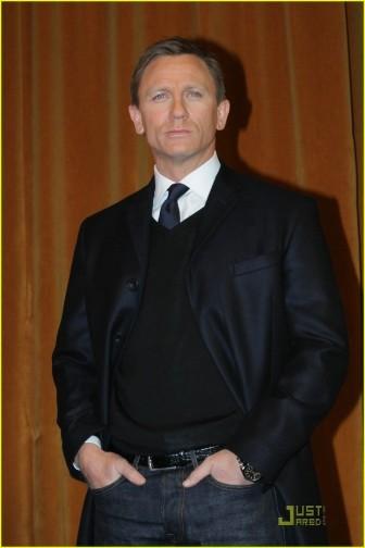 Foto de El estilo de Daniel Craig, todo un James Bond (11/14)