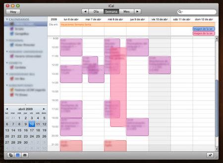 Aprovecha que Google Calendar se sincroniza con iCal