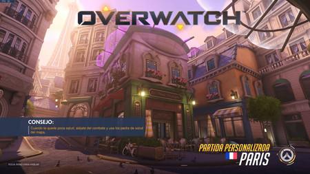 La Torre Eiffel llega a Overwatch y el nuevo mapa ambientado en París luce espectacular