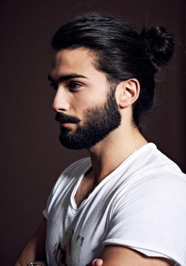 También es cosa de hombres: cuidados para el pelo largo