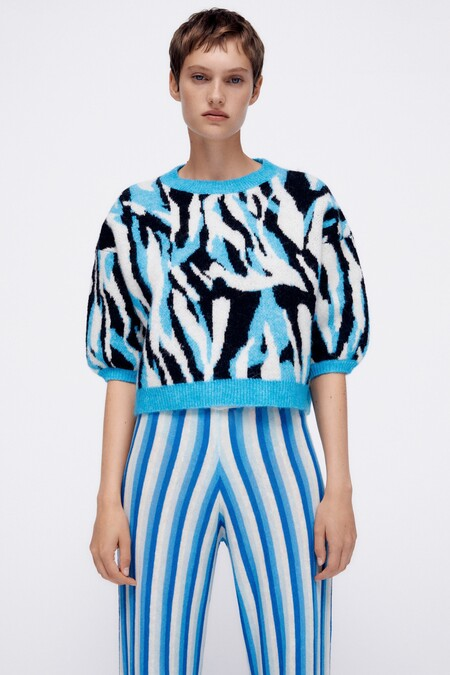 Jersey Zara Otono 2021 02