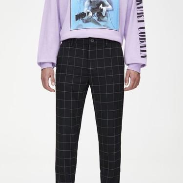 Pull&Bear se mete a nuestro armario formal con éstos pantalones tailoring para llevar a la oficina