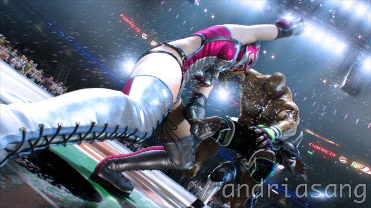 Foto de 180211 - Tekken Tag Tournament 2 (CGI) (25/29)
