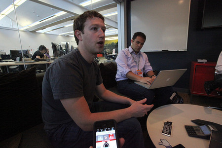 ¿Se acerca Facebook a su techo?