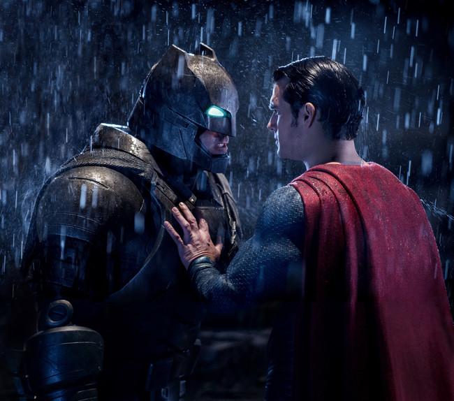 Batman Vs Superman Ben Affleck Henry Cavill