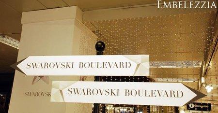 Boulevard Swarovski en Madrid, Embelezzia estuvo allí