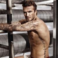 Alguno de David Beckham para H&M