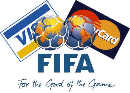 Visa y Mastercard, duelo por el Mundial