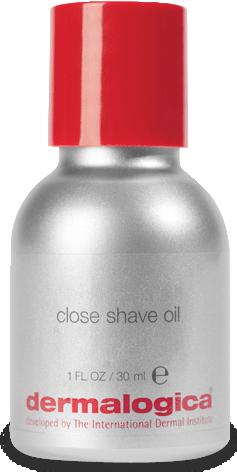 Close Shave Oil de Dermalogica