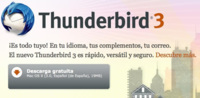 Disponible Thunderbird 3