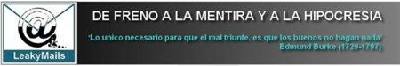 Caza a LeakyMails / Google denuncia el bloqueo de un millón de blogs en Argentina