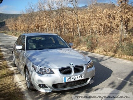 Prueba: BMW 535d (parte 1)