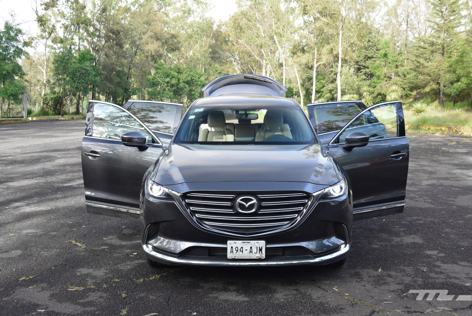 Foto de Mazda CX-9 (Prueba) (6/17)