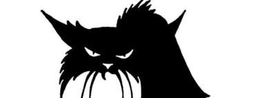 DIY para triunfar en Halloween: Ventanas decoradas con siluetas terroríficas