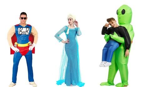 15 disfraces que son tendencia en Amazon: desde Joker a Elsa de Frozen